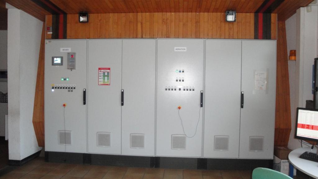 """Suez eau France – Station d'épuration à Saint-Jean-de-Luz """"Archilua"""""""