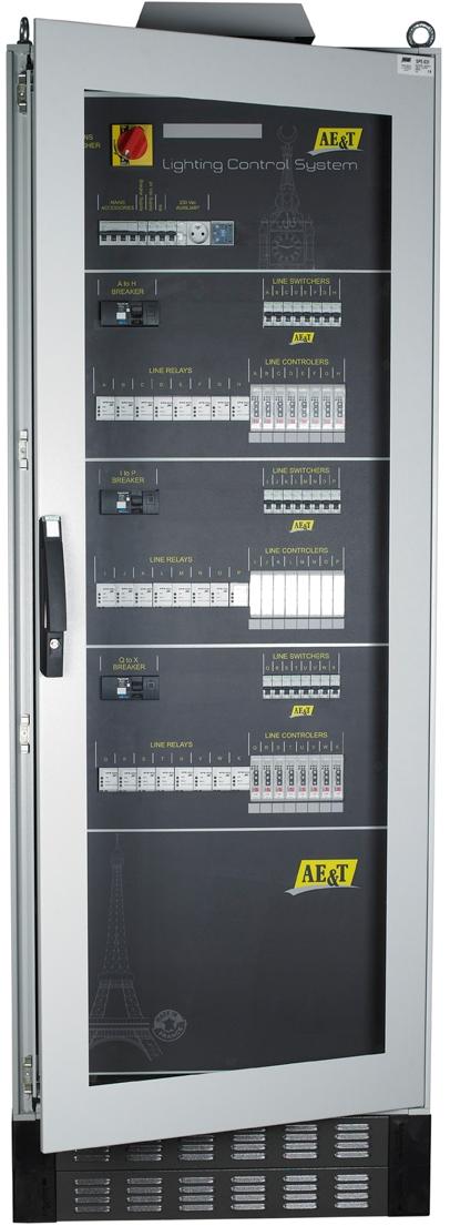 AE&T – Tableau électronique – export Dubaï